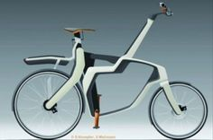 Conceptual bicycle design  August 2013