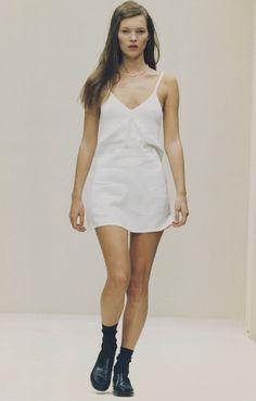 Prada SS 1994 Womenswear. I still love this look.