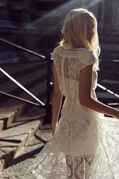 pretty casual wedding dresses