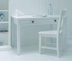 Maine White Desk
