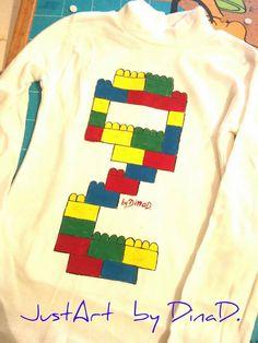 Βαμβακερό μπλουζάκι παιδικό,ζωγραφισμένο στο χέρι με χρώματα που δεν ξεβάφουν στο πλυσιμο , μη τοξικά, με θέματα που συνδυάζονται με το θεματικό σας πάρτυ , κατόπιν παραγγελίας