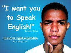 como aprender inglês sozinho