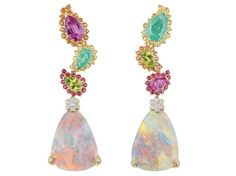 Victoire de Castellane earrings