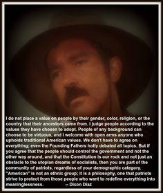 My Philosophy by Dixon Diaz
