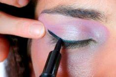 Tips Eyeliner