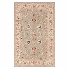Have to have it. nuLOOM BHTR2A Mahal Area Rug - Celadon $558.99