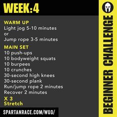Spartan Beginner Challenge 1.4 - SPARTAN RACE™ Blog