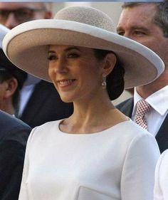 Frederik e Mary de visita oficial ao Chile - A realeza