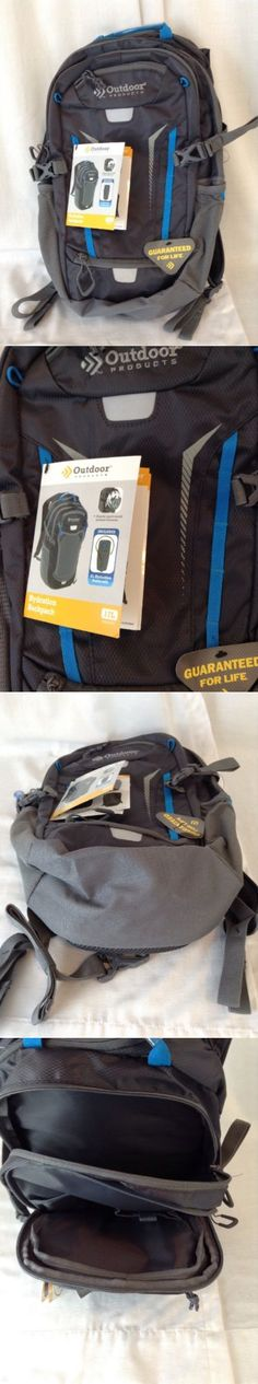 Hydration Packs 87125: Outdoor Products 2 Liter Hydration Backpack Hiking Cycling Camping 584 Op Gray BUY IT NOW ONLY: $34.95