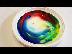 LATTE + SAPONE = MAGIA (Esperimenti Pazzi) #1 - YouTube