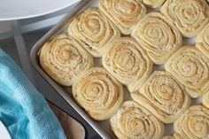 Thyme In Our Kitchen: Danish Yeast Rolls