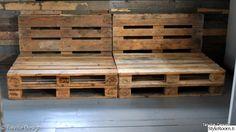 kesäkoti,kuormalava sohva