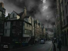 John Knox House - Royal Mile , Edinburgh