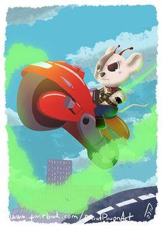 Biker Mice from Mars