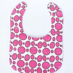 Pink Dot Bib