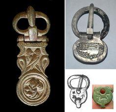 Символ Сокола и Тризубца в ДревнеРусской пластике. :: Виолити - Антиквариат