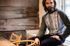 BEM-VINDO AO E.S.P FASHION BLOG BRASIL: Uma nova marca para homem