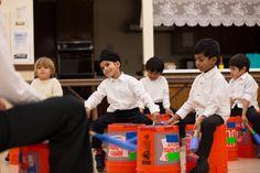 Bucket Drumming Class
