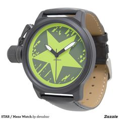 STAR / Mens Watch Reloj De Mano