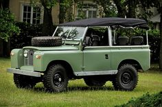Land Rover Series 2a - By Himalaya4x4