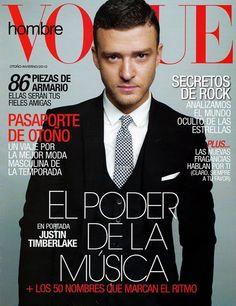 Vogue Hombre | Justin Timberlake