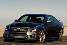 2016 Cadillac ATS-V: A 464 HP Hurricane For The Track And Street