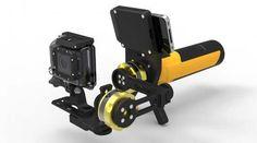 Stabiliser sa GoPro avec Gyromatic Go2X