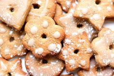 Kerstkoekjes. Glutenvrij