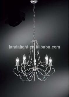 Fashion Simple Creative Crystal Hanging Lighting