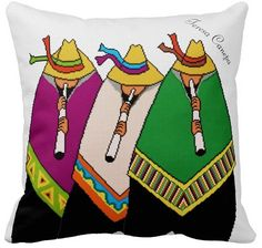 Southwestern Quilts, Mexican Paintings, Peruvian Art, Latino Art, Paisley Art, Aztec Warrior, Painted Flower Pots, Mexican Designs, Tole Painting