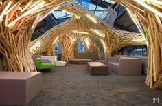 postmodern office interior - Bing Images
