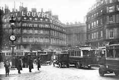 Paris, 1920's