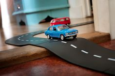 Rubberen autoweg