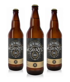#CDNbandbeer - From Trending Tweets to Reality. You say barley, we say rye. Barley. Rye. Barley. Rye. Aye.