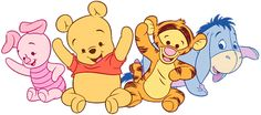 Winnie the Pooh Baby Free Party Printables. Winnie the Pooh Baby Free Party Printables. Disney Winnie The Pooh, Winnie The Pooh Drawing, Tigger Winnie The Pooh, Winnie The Pooh Friends, Eeyore, Cartoon Wallpaper Iphone, Disney Phone Wallpaper, Cute Cartoon Wallpapers, Disney Stores