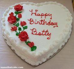 Birthday Cake Names Starting With The Letter B cakepi