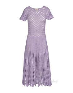 Платье крючком от Michael Kors.  #crochet_dress  #crochet_summer_dress #Michael_Kors