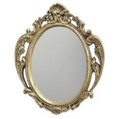 Espelho - Provençal Grande Com Moldura D... - Americanas.com