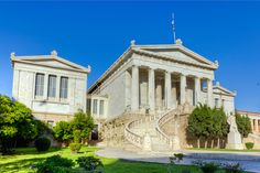 National Library, Athens Greece