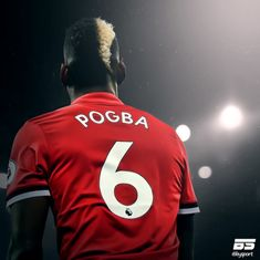 The Beautiful Game ⚽️❤️ Paul Pogba Manchester United, Manchester United Players, Fifa Football, Football Players, Pogba Wallpapers, Paul Labile Pogba, Manchester United Wallpaper, Stoke City, Sports Images