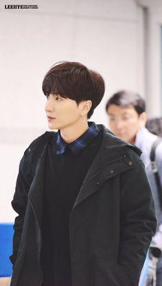 Leeteuk  Lee hye