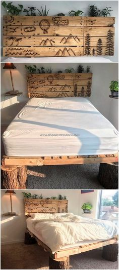 Astound DIY Wood Shipping Pallets Recycling Hacks: Do you have a wood pallet in your house when it comes to the fixtures composition or the garden splendor areas? Wood pallet is one.