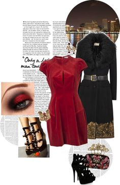 """""""Ruby"""" by maeve666 ❤ liked on Polyvore"""