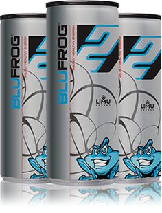 Limu Bluefrog. Love this energy drink. Finally gettin off redbull goin for this so much healthier and it's good