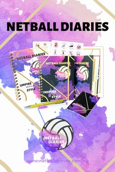 Netball Diaries is HERE Record each players performance & skills Track team and individual game day statistics Prepare netball training plans Store favourite netball drills and activities Keep netball coaching resources together Encourage netb1all players to set and track goals Record umpire techniques & competencies Provide umpire mentoring & feedback List season dates, general notes & much more… Keep everything you'll need during the season in a stylish Netball notebook #netball #netballbook Diary Notebook, Pocket Notebook, Journal Notebook, Netball Coach, Track Team, Digital Diary, Training Plan, Drills