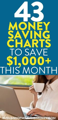 Money saving charts tips pdf printable budget payoff get out of debt free personal finance infographic Savings Chart, Savings Plan, Money Saving Challenge, Money Saving Tips, Savings Challenge, Money Savers, Nutrition Education, Believe, Financial Peace