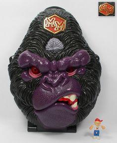 Mighty Max Saves the Kingdom of Gargantua / Tangles Ape King - Doom Zones (17)