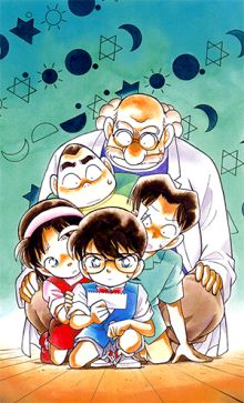 Detective Conan | Gosho Aoyama - My favorite mystery cases in Detective Conan are when the Junior Detective League get together.