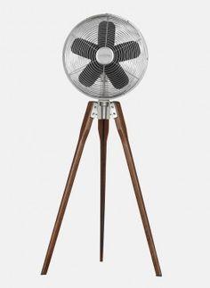 Satin Nickel Fan