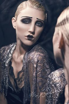Stage #makeup                                                                                                                                                                                 More